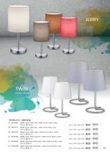 TRIO 2019年欧美知名室内现代灯饰灯具电子P-2192887_工艺品设计杂志