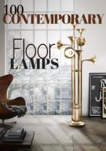 contemporary 2018年欧美落地灯设计素材。-2184205_工艺品设计杂志