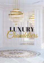 Luxury Chandeliers 2018年欧美室内水晶蜡-2184791_工艺品设计杂志