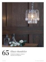 Luxury Chandeliers 2018年欧美室内水晶蜡-2184867_工艺品设计杂志