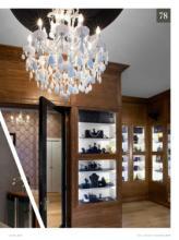 Luxury Chandeliers 2018年欧美室内水晶蜡-2184881_工艺品设计杂志
