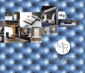 Modrest 2019年欧美室内家具设计PDF格式整-2188610_工艺品设计杂志