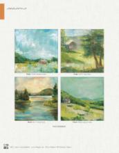 Wild Apple 2018年油画书籍-2189273_工艺品设计杂志