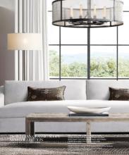 RH 2018年欧美室内家居设计及灯饰灯具设计-2187037_工艺品设计杂志