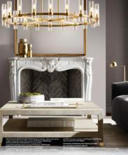 RH 2018年欧美室内家居设计及灯饰灯具设计-2187309_工艺品设计杂志