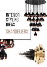 Chandeliers 2019年欧美室内水晶蜡烛吊灯设-2219923_工艺品设计杂志