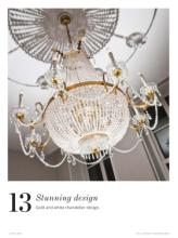 Chandeliers 2019年欧美室内水晶蜡烛吊灯设-2219930_工艺品设计杂志