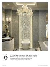 Chandeliers 2019年欧美室内水晶蜡烛吊灯设-2219949_工艺品设计杂志