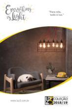Iluminacao 2019年欧美室内灯饰灯具设计目-2219950_工艺品设计杂志