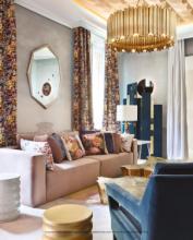living 2018年欧美室内家居装饰设计素材-2224741_工艺品设计杂志