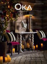 OKA 2018年欧美室内圣诞节装饰品及室内家具-2225450_工艺品设计杂志