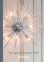 Endon 2019年灯饰灯具设计书籍目录-2223726_工艺品设计杂志