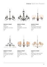 Endon 2019年灯饰灯具设计书籍目录-2223799_工艺品设计杂志
