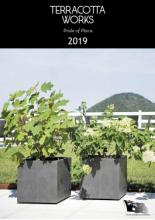 terracotta 2018年欧美花园花盆设计画册。-2212635_工艺品设计杂志