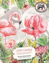 Michel Design 2019流行花纹设计素材-2232578_工艺品设计杂志