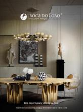 Dining  lighting 2018年欧美室内创意灯饰-2015160_工艺品设计杂志