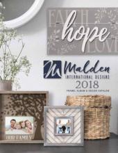 malden 2018国外相框目录-2026556_工艺品设计杂志
