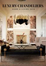 Luxury Chandeliers 2018年欧美室内水晶蜡-2029428_工艺品设计杂志
