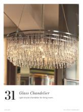Luxury Chandeliers 2018年欧美室内水晶蜡-2029459_工艺品设计杂志