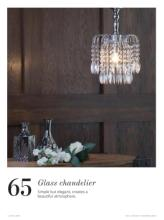 Luxury Chandeliers 2018年欧美室内水晶蜡-2029498_工艺品设计杂志
