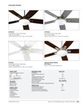 quorum 2018年欧美室内风扇灯设计素材。-2029879_工艺品设计杂志