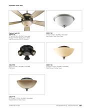 quorum 2018年欧美室内风扇灯设计素材。-2029887_工艺品设计杂志