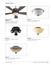 quorum 2018年欧美室内风扇灯设计素材。-2029892_工艺品设计杂志