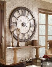 Uttermost Clocks _国外灯具设计