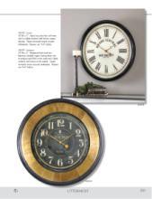 Uttermost Clocks 2018时钟目录-2036060_工艺品设计杂志