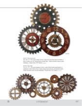 Uttermost Clocks 2018时钟目录-2036066_工艺品设计杂志