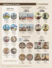 Coaster Stone 2018最新流行花纹设计素材-2036698_工艺品设计杂志