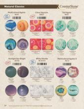Coaster Stone 2018最新流行花纹设计素材-2036704_工艺品设计杂志