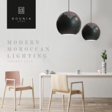 dounia 2018年欧美室内简约吊灯设计素材。-2036965_工艺品设计杂志