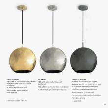 dounia 2018年欧美室内简约吊灯设计素材。-2036973_工艺品设计杂志