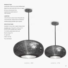 dounia 2018年欧美室内简约吊灯设计素材。-2036986_工艺品设计杂志