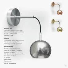 dounia 2018年欧美室内简约吊灯设计素材。-2036989_工艺品设计杂志