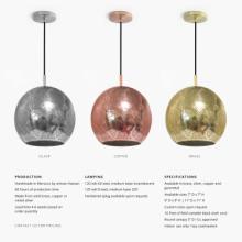 dounia 2018年欧美室内简约吊灯设计素材。-2037001_工艺品设计杂志