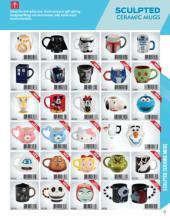 Vandor 2018陶瓷品牌目录-2021294_工艺品设计杂志