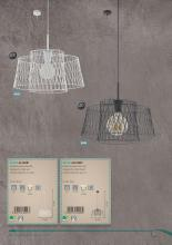 eglo 2018年欧美室内现代简约灯设计目录。-2021701_工艺品设计杂志
