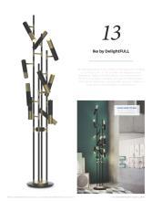 floor lamp 2018年欧美室内现代简约落地灯-2021863_工艺品设计杂志