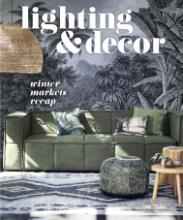 Lighting Decor 2018年灯饰灯具设计素材目-2021966_工艺品设计杂志
