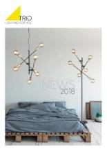 TRIO 2018年灯饰灯具设计书籍目录-2049450_工艺品设计杂志