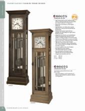 Howard 2018年欧美室内时钟设计画册。-2055481_工艺品设计杂志