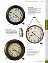 Howard 2018年欧美室内时钟设计画册。-2055530_工艺品设计杂志