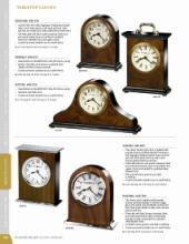 Howard 2018年欧美室内时钟设计画册。-2055591_工艺品设计杂志