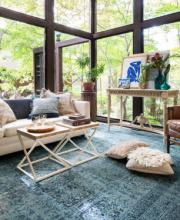 Loloi 2018年欧美室内布艺地毯图案设计素材-2056656_工艺品设计杂志