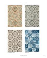 Loloi 2018年欧美室内布艺地毯图案设计素材-2057055_工艺品设计杂志