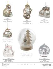 Silver Tree 2018欧洲圣诞礼品目录-2061673_工艺品设计杂志
