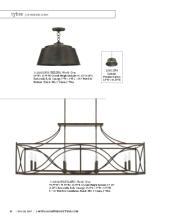 Capital 2018年欧美室内蜡烛吊灯设计素材-2059082_工艺品设计杂志
