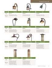 kichler outdoor 2018年欧美花园户外灯饰灯-2059202_工艺品设计杂志